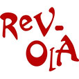 Revola Records Sticky Logo Retina