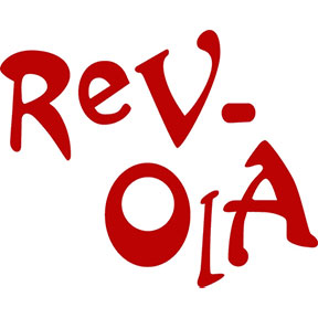 Revola Records Mobile Retina Logo